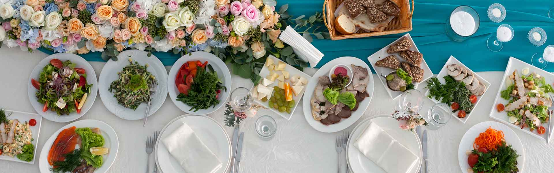 basso costo catering matrimonio